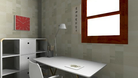 my home - Minimal - Office  - by SkyPl4y3r