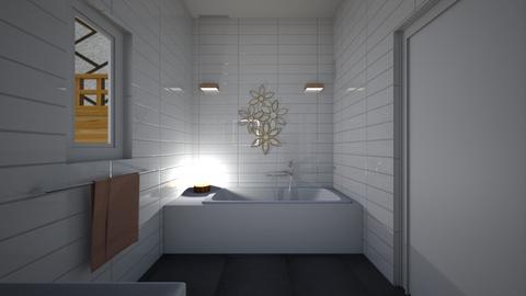 br - Bathroom - by liannissa