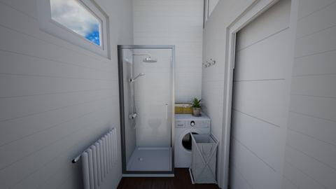 Bath1_Minimalist Tiny - Minimal - Bathroom  - by deleted_1599664823_fatihafitra