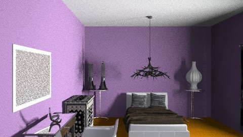 mystical madness - Vintage - Bedroom  - by kg123