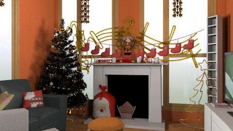 Török Evelin - Glamour - Living room  - by speckoevelin