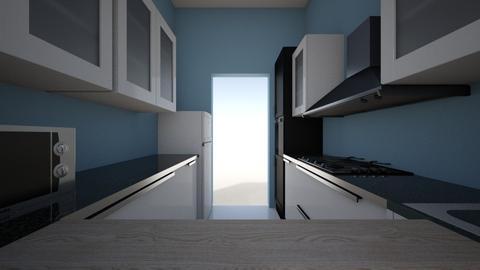 kit 1 - Kitchen - by ishan1
