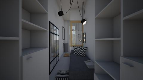 Zen_guest room3 - Bedroom  - by lovasemoke