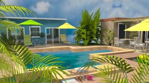 Lily Beach Resort - Classic - Garden  - by Jhon Santana