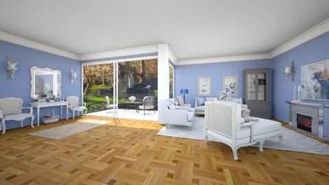 Apple - Living room  - by Ferplace