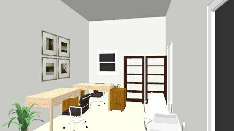 Office - Modern - Office - by deantan