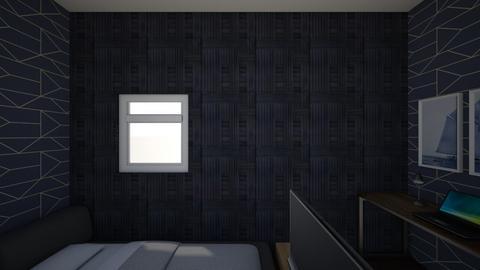 white dark - Classic - Bedroom  - by margaritaSh