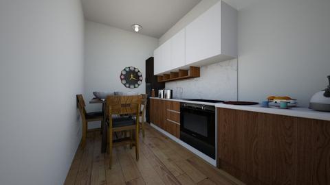 my kitchen - Kitchen  - by benichki