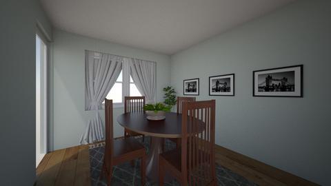 Steph G 2 - Dining room - by stefaniepharmd