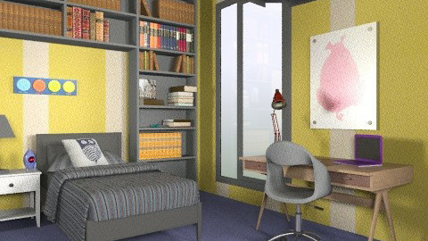 idadada82 - Modern - Kids room - by idadada82