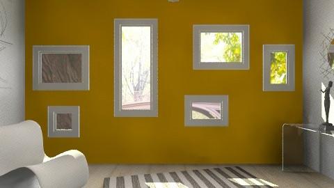 Peaceful corner - Eclectic - by raphaelfernandesdesign