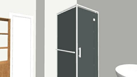 Kupatilo - Minimal - Bathroom - by zoran1