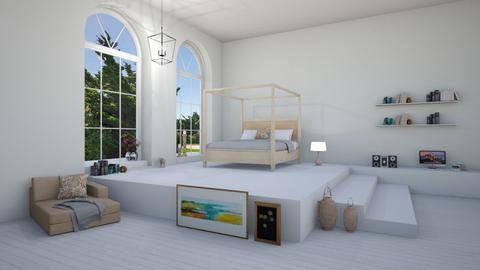 Fabio Vinella - Eclectic - Bedroom  - by Elenny