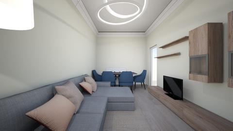livingroom 2 - Modern - by rasimazagrutd