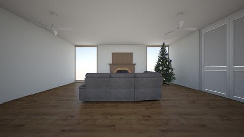 christmas living room - Living room  - by Reese_Gannon