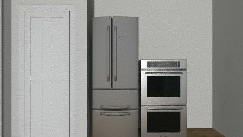 Kitchen - Minimal - Kitchen  - by Woiccak Jennifer