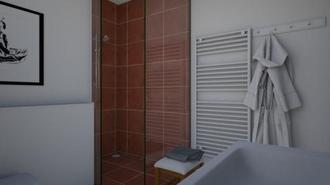 bathroom_downstairs_JT - Bathroom - by natajax