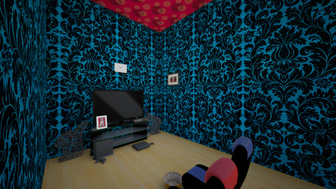 lol gaming full hd - Modern - Kids room  - by marcribe