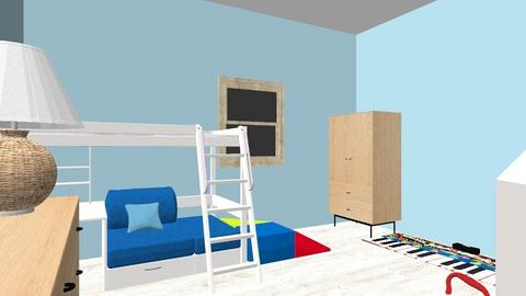 Kids bedroom - Modern - Kids room  - by 023311022