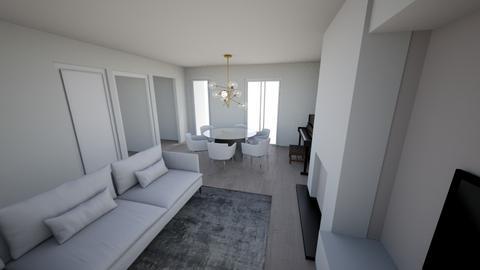baldasseria soggiorno - Living room  - by elisadm