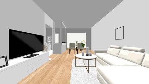 Living room Kitchen - Living room  - by Enforcer42062