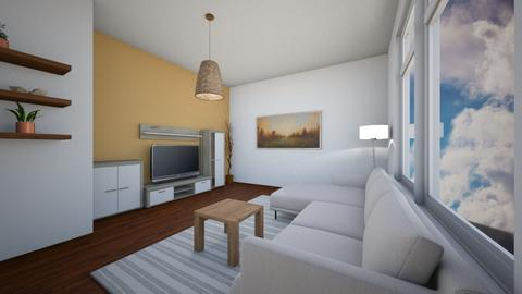 K - Living room  - by Twerka