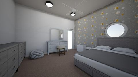 cheongxinee - Bedroom  - by xinee