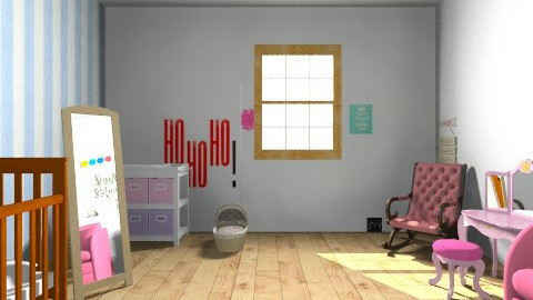 bel - Glamour - Kids room  - by blairpucci