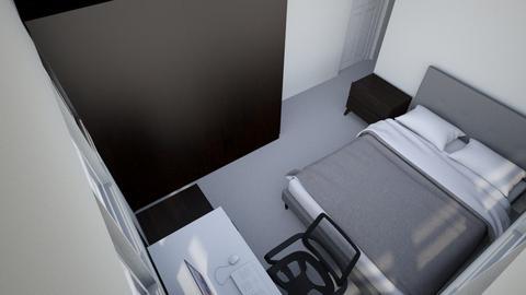 My Room concept 3 - Bedroom  - by Mahimaniac