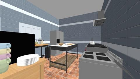 Memos - Kitchen  - by Cris Quiroz