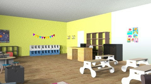 Elizabeth York - Eclectic - Kids room  - by eyork