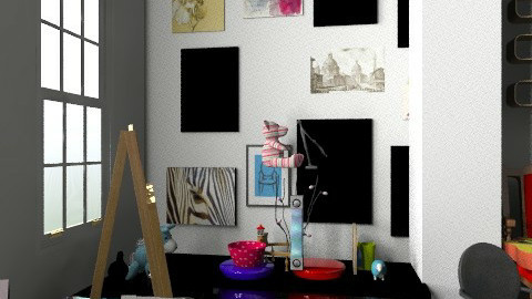 Art room ATELIER1 - Classic - by Graff