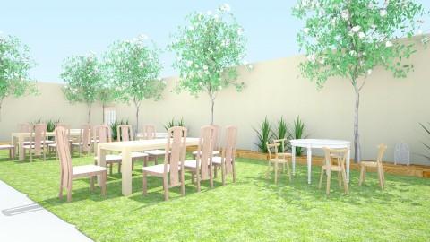 exterior - Classic - Garden  - by melissa_999999