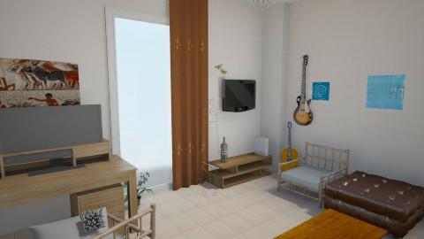 saloni - Living room  - by Sofi Chil