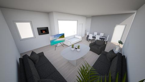 Verven 14C 201 - Modern - Living room  - by Paal B