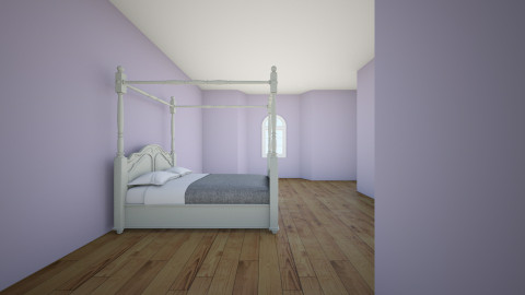 Little Lavender - Glamour - Kids room  - by amnaaz