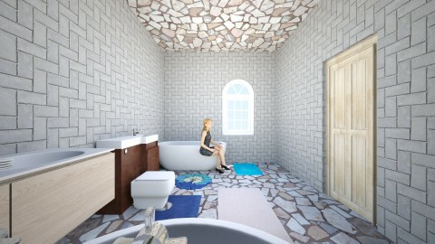 good - Eclectic - Bathroom  - by dodo dod
