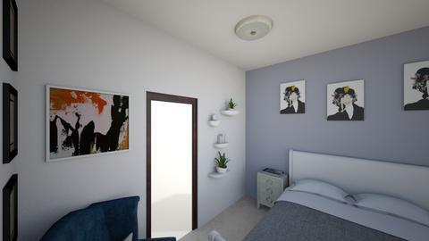 IVANNA NEW BEDROOM 3 - Modern - Bedroom - by Ivanna Ledezma
