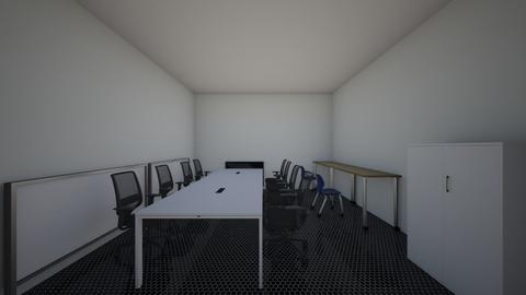 Right Wall - Modern - Office  - by JohnSilverman