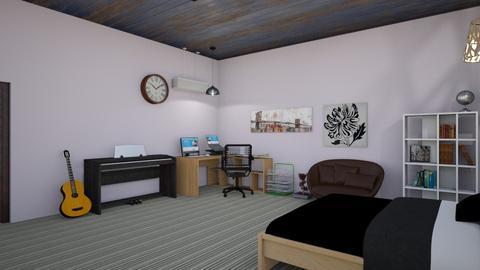 dr1 - Bedroom  - by blackbutterflies