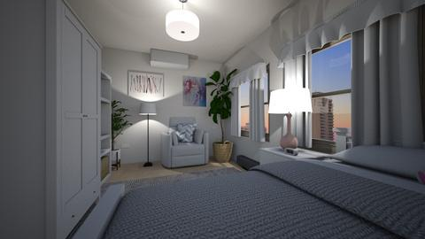 Bedroom - Modern - Bedroom  - by sophia1725