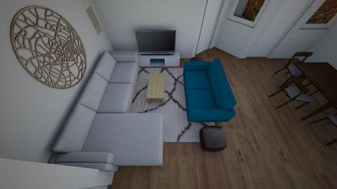 Carter B6 - Living room - by izzyjade1998