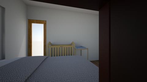 uj_halo_gyerekszoba - Bedroom  - by Temi85
