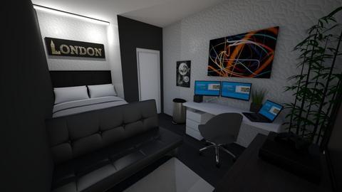 Nolan final room - by Nolan_Ladd