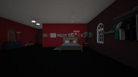 Cleo Mikalson  - Bedroom  - by Kenndyknowsbetter