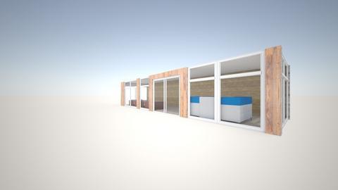 WHOUSE OUTSIDE2 - Modern - Office  - by Kyaraema