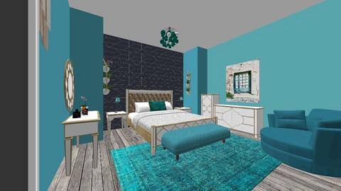 bedroom metal - Bedroom - by NWD