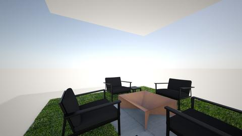 Outdoor seating - Garden - by janabrandon