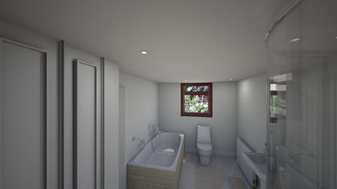 Bathroom  - Modern - Bathroom  - by stepinthelight