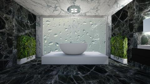 Marble Bathroom - Bathroom - by 321simple